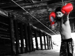 REVGEAR S3 BOXING GLOVE