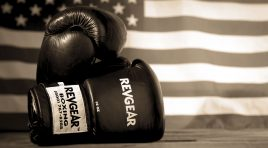 25 Years of All American REVGEAR Boxing Gloves