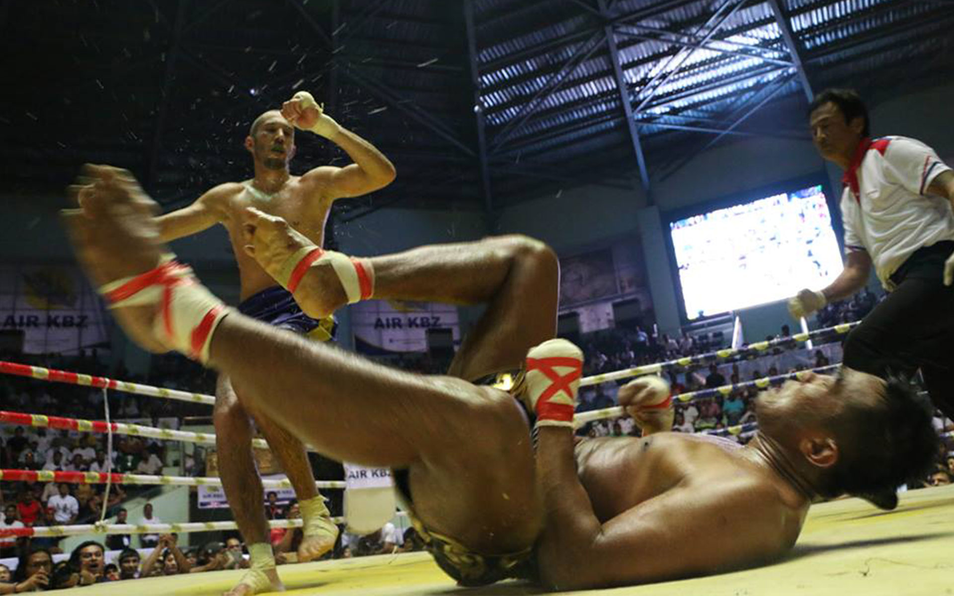 Dave Leduc – King of Lethwei