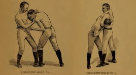 FORGOTTEN FIGHT SCIENCE: CHANCERY