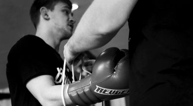 S4 Sparring Glove