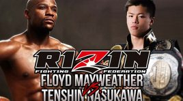 RIZIN 14: THE WIZARD vs THE NINJA BOY