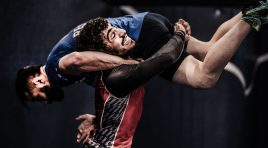 GRECO-ROMAN WRESTLING FOR MMA