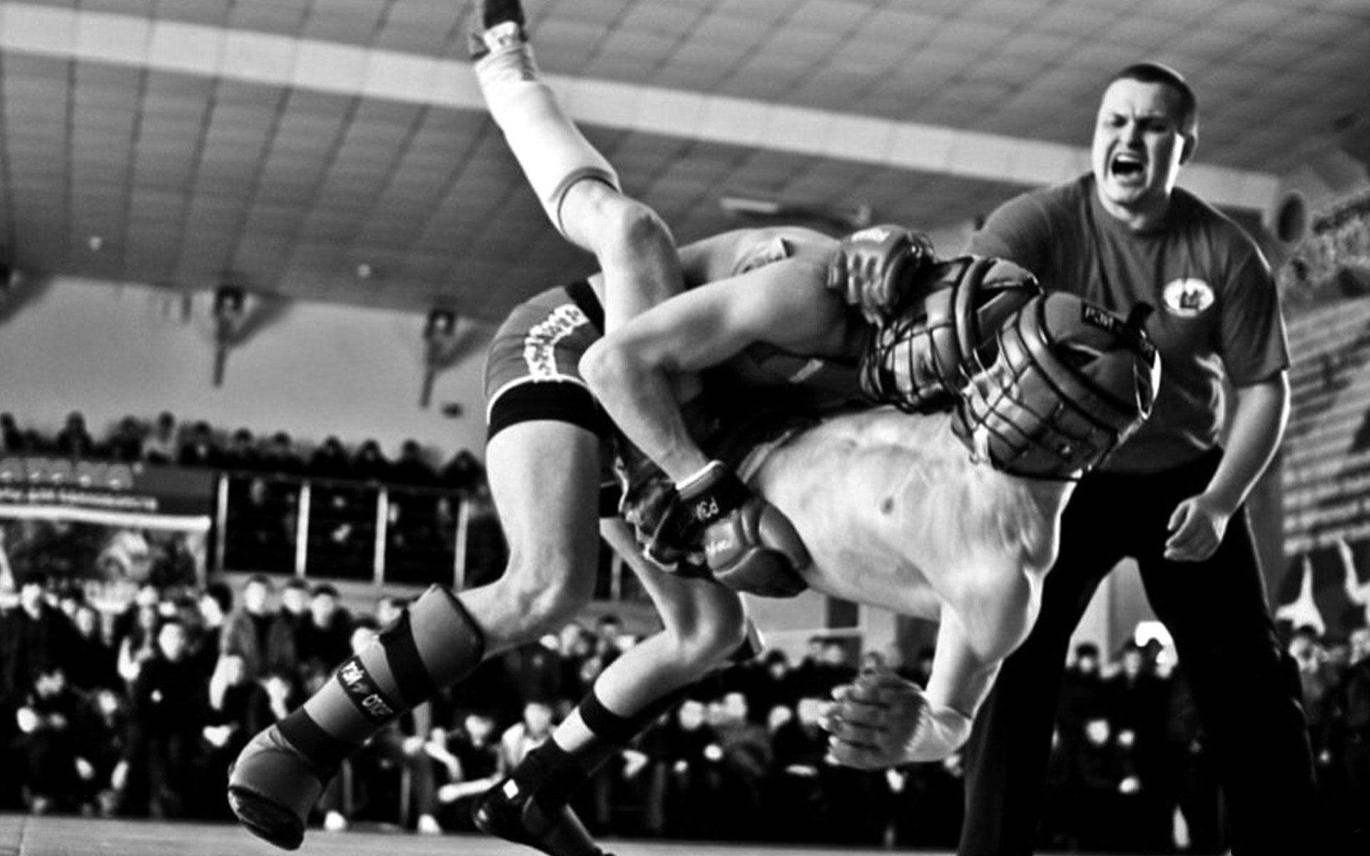 ROOTS OF MMA: MODERN PANKRATION