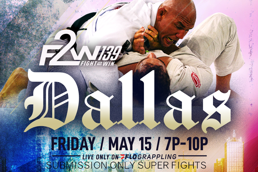 F2W 139 and 140 – THE COMEBACK STARTS IN DALLAS