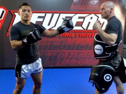 Muay Thai Footwork