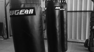 Hang a Heavy Bag