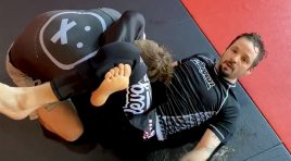 No Gi Triangle